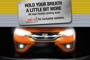 2015 Honda Jazz Promotional Campaign India