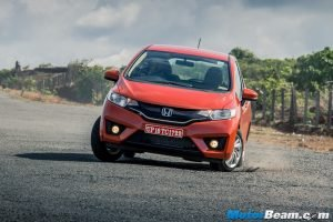 2015 Honda Jazz Road Test
