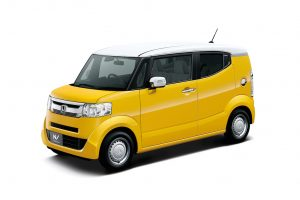 2015 Honda N-Box Slash