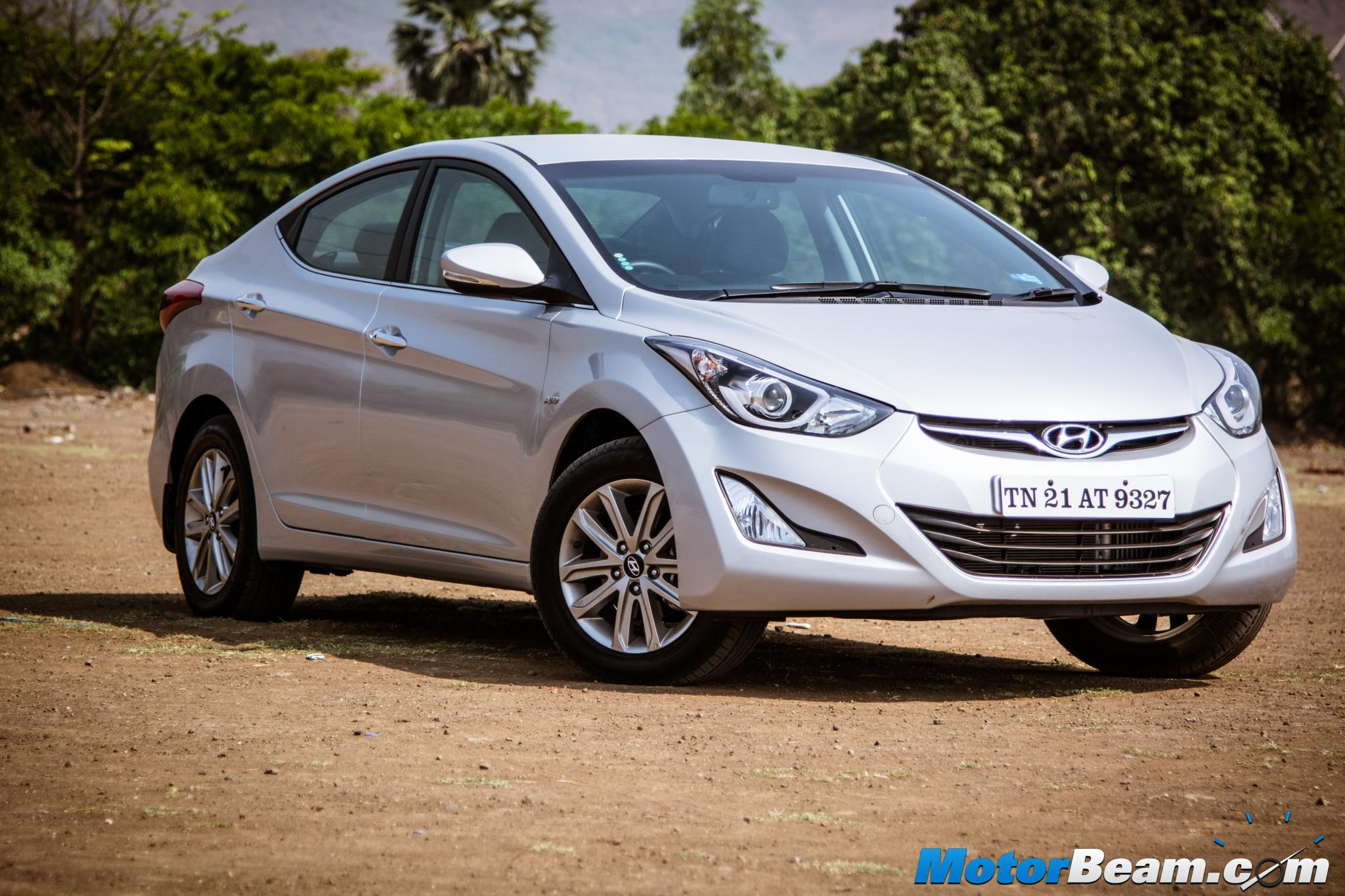 2015 Hyundai Elantra Facelift Test Drive Review