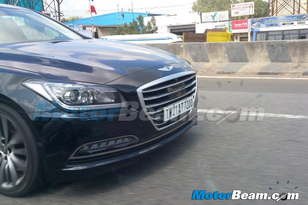 At Rs 50 Lakhs Will Hyundai Genesis Stand Up Against German Cars