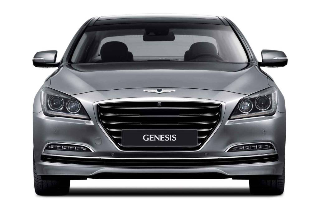 2015 Hyundai Genesis Launch