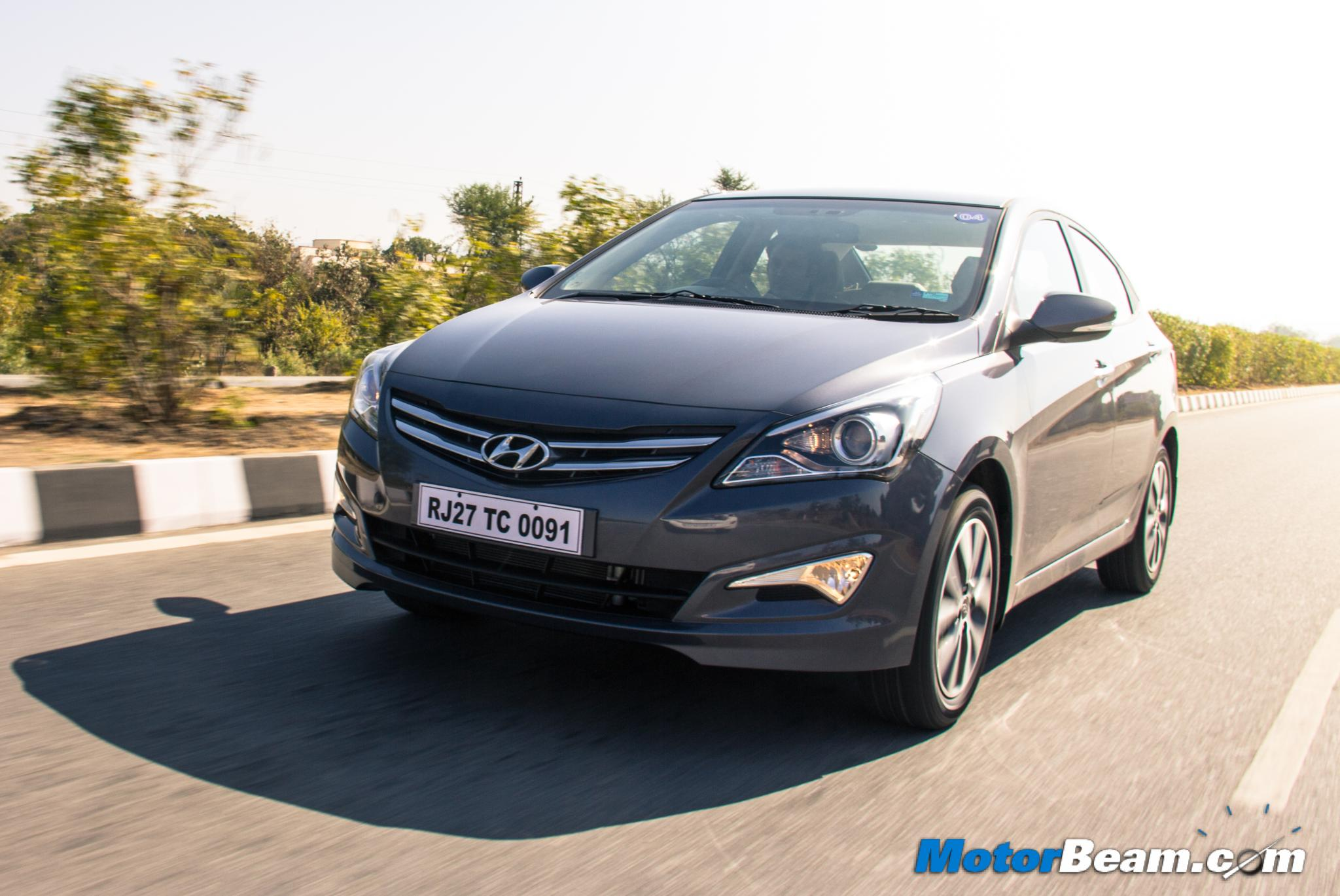 2015 Hyundai Verna Review