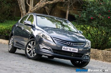 2015 Hyundai Verna Test Drive Review