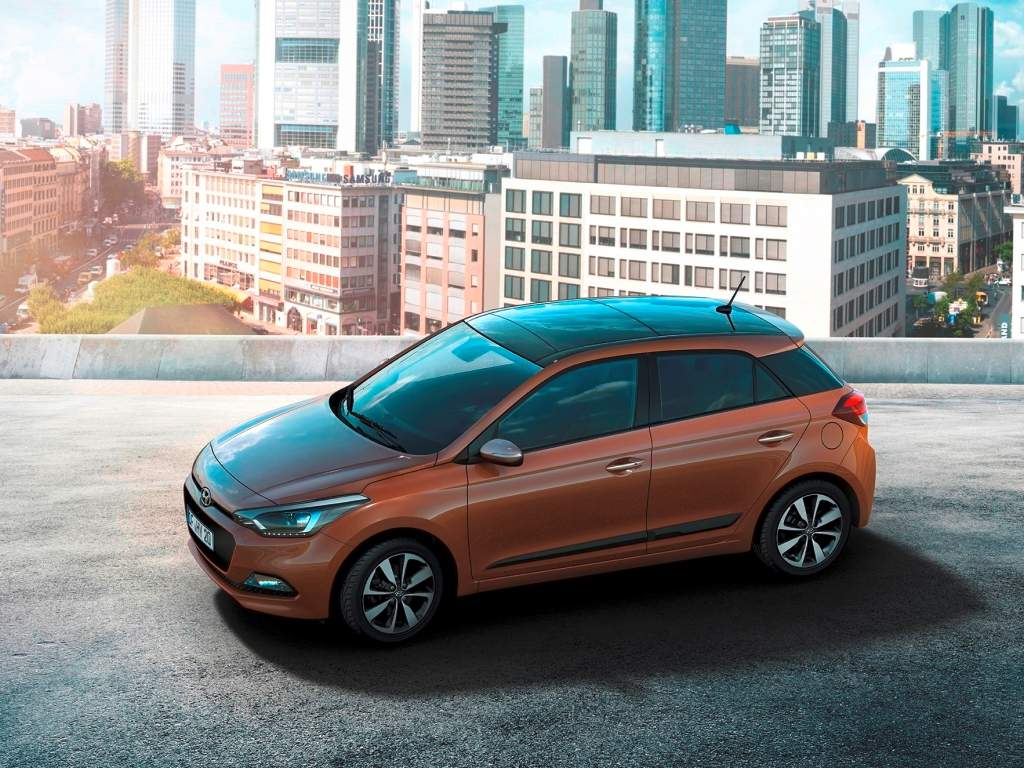 2015 Hyundai i20 Europe Unveil