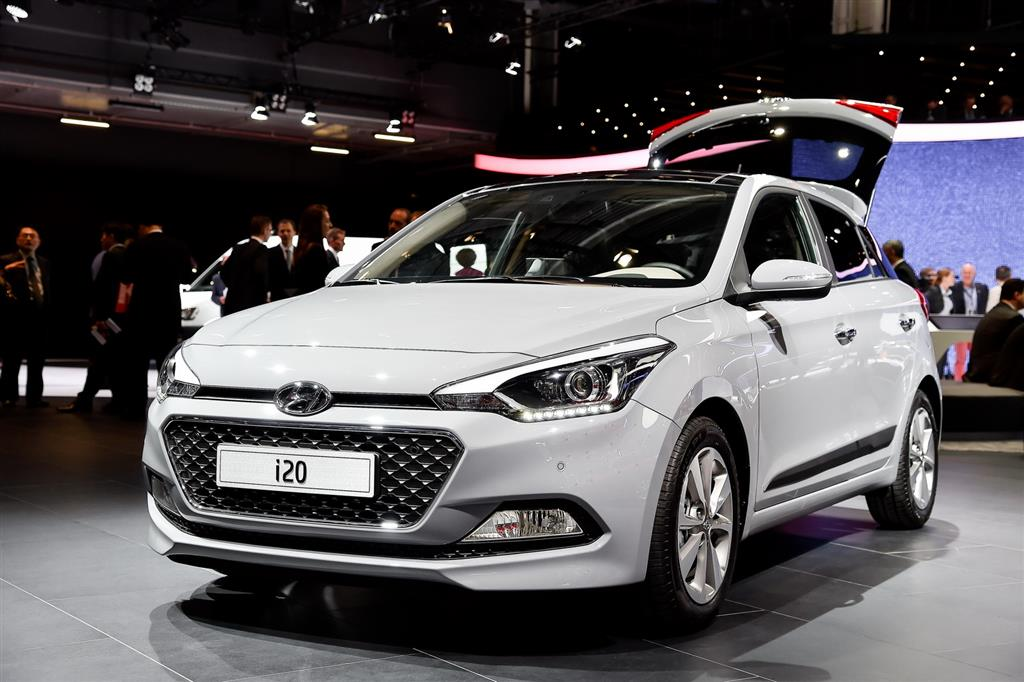 new car launches europe 2015Hyundai i20 Gets 10Litre Turbo Petrol In Europe