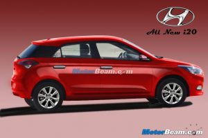 2015 Hyundai i20 Side