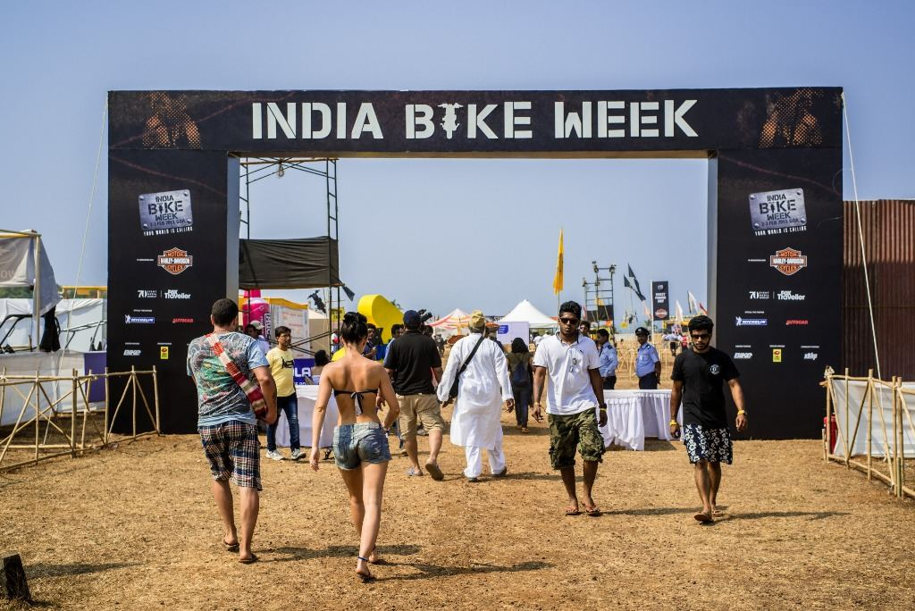 2015 India Bike Week Tickets