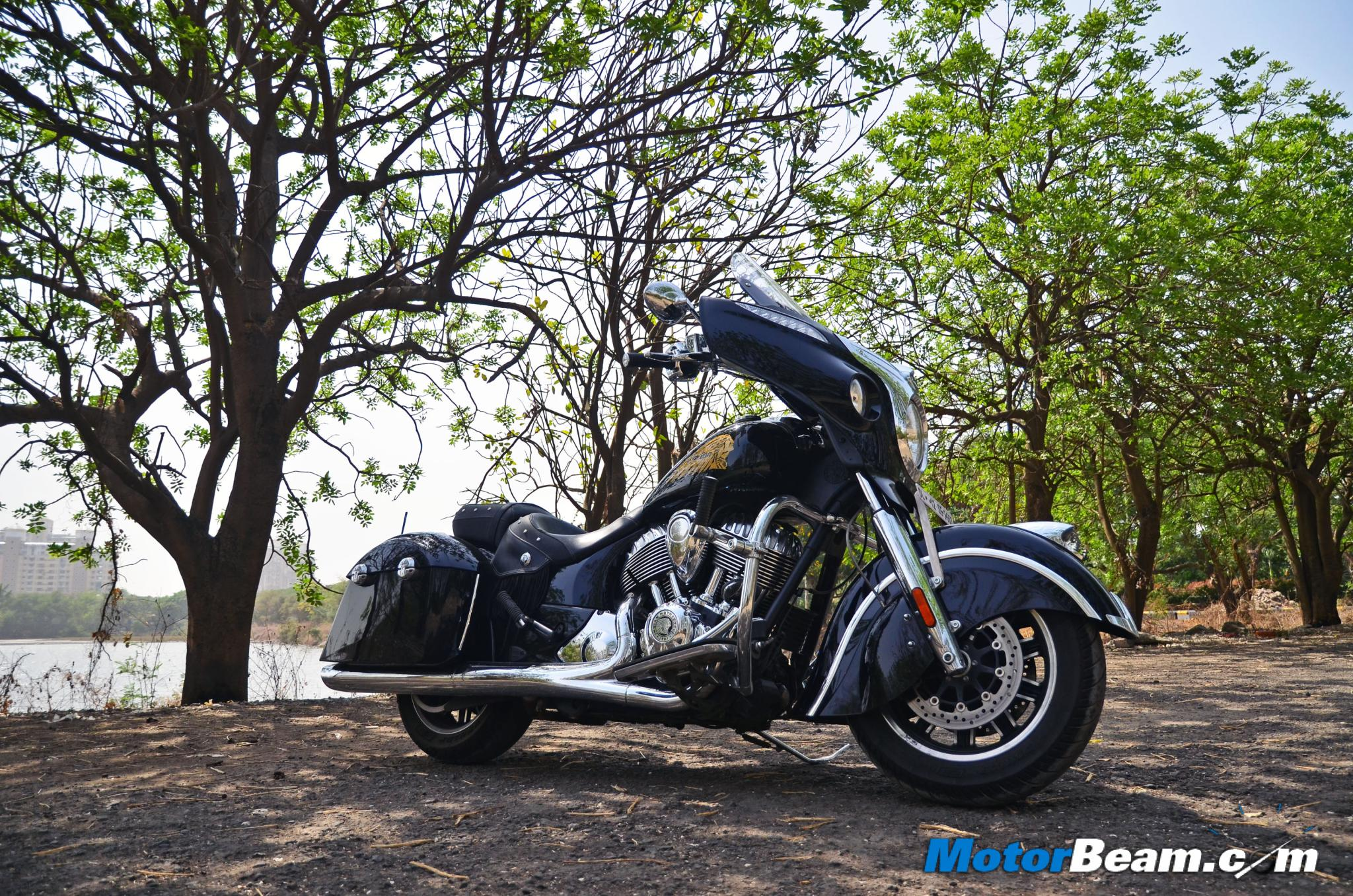 2015 Indian Chieftain Test Ride Review