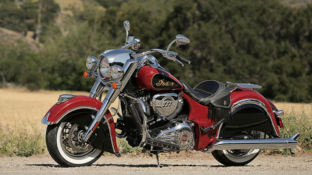 2015 Indian Motorcycles Chief Classic Two Tone Colours