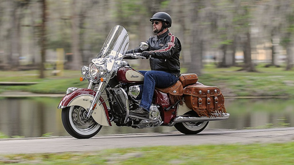 2015 Indian Motorcycles Chief Vintage Two Tone