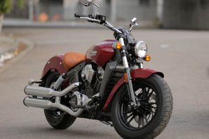 2015 Indian Scout Launch India