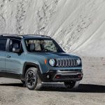 2015 Jeep Renegade Front