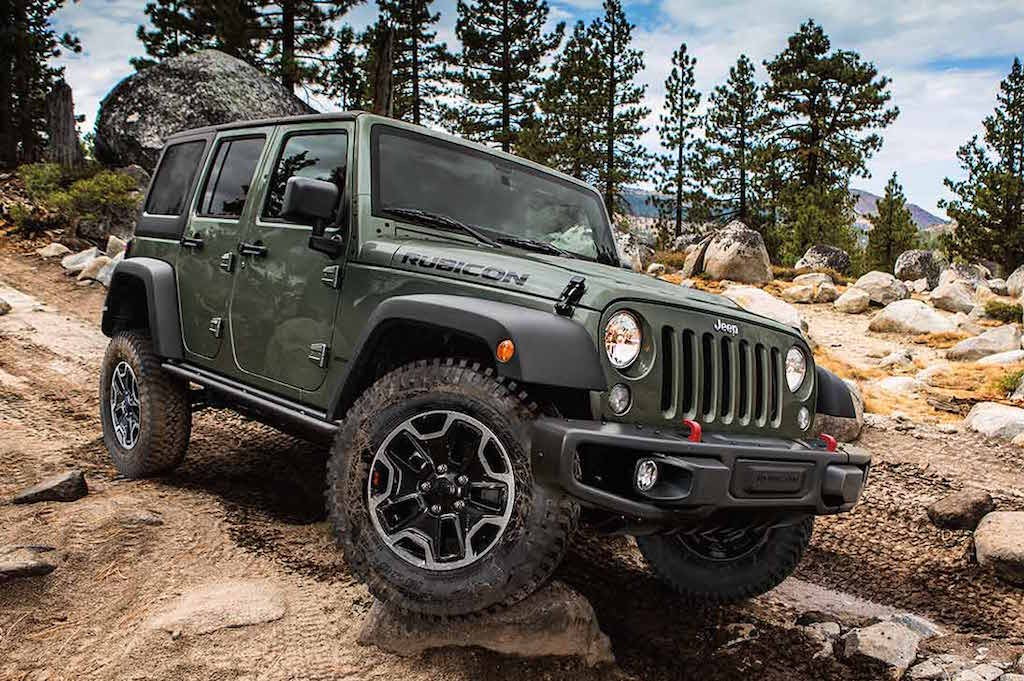 2015 Jeep Wrangler Diesel India