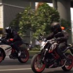 2015 KTM Duke RC 250 Commercial