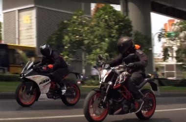 KTM Duke/RC 250 Commercial Is Super Awesome [Video]
