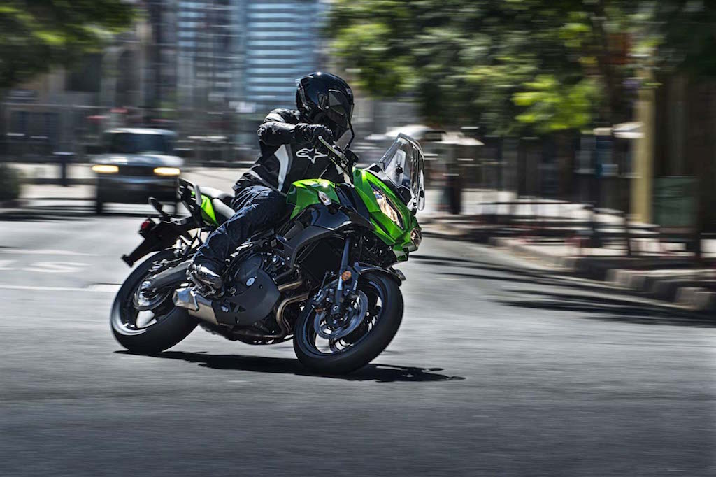2015 Kawasaki Versys 650 Wallpaper
