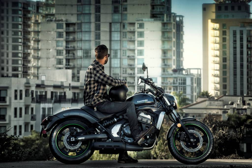 Kawasaki Vulcan S Fits All Sizes Thanks To Ergo Fit Video