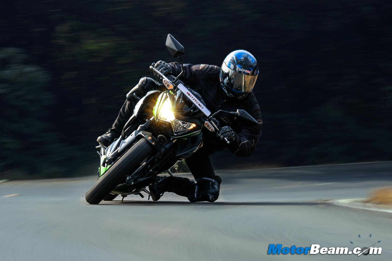 2015 Kawasaki Z250 Review