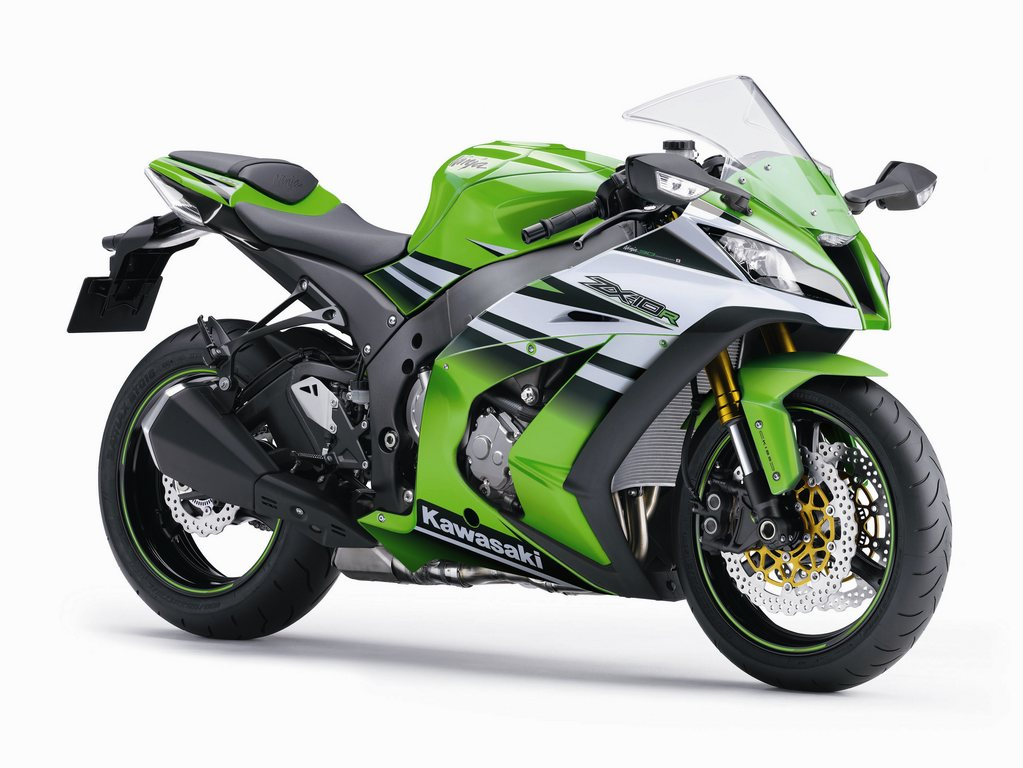 2015 Kawasaki ZX-10R 30th Anniversary Edition