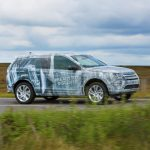 2015 Land Rover Discovery Sport Prototype