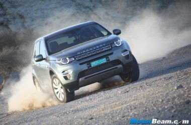 2015 Land Rover Discovery Sport Test Drive Review