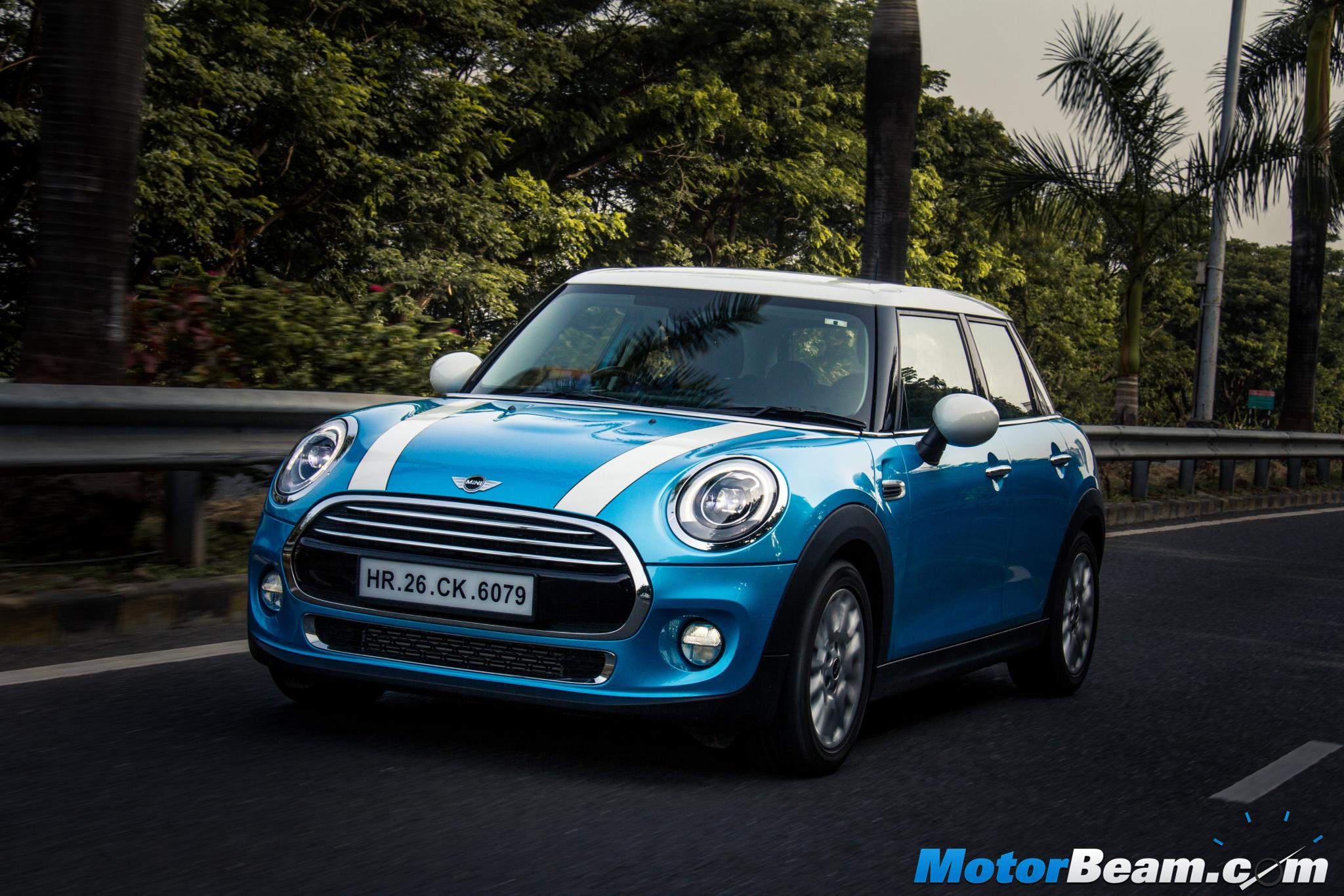 2015 MINI Cooper 5-Door Test Drive
