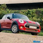 2015 MINI Cooper D Review