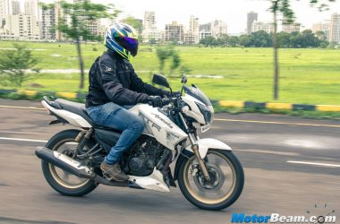 MRF NV Series Revz Radial Tyres Road Test Review