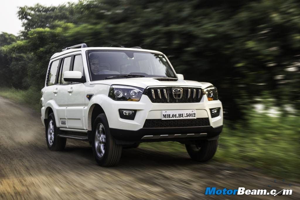 2015 Mahindra Scorpio Review