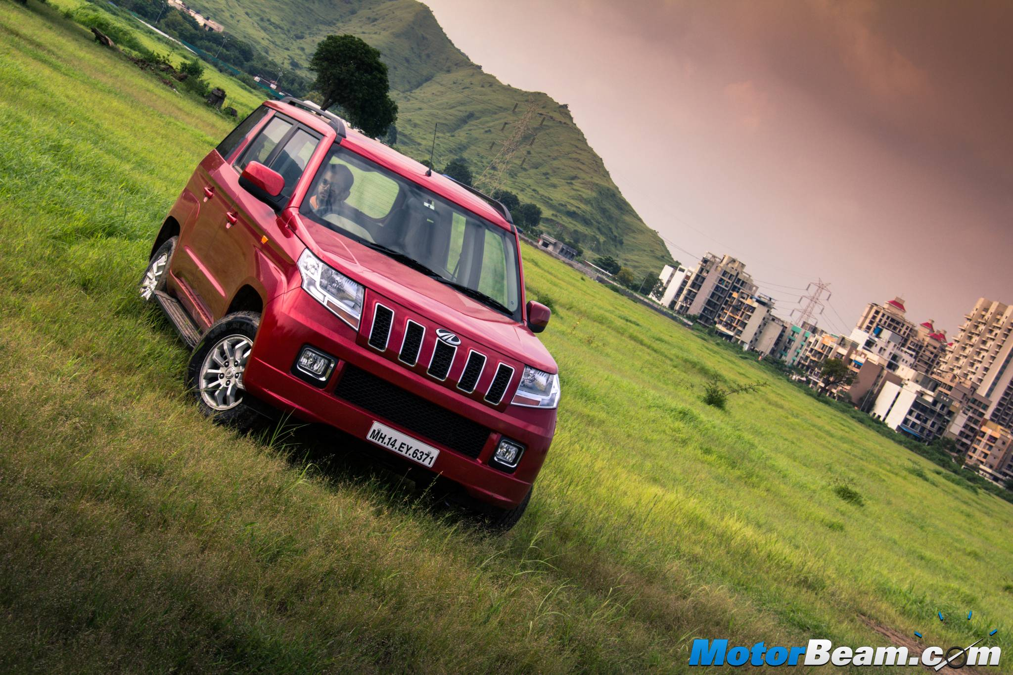 2015 Mahindra TUV300 Test Drive Review