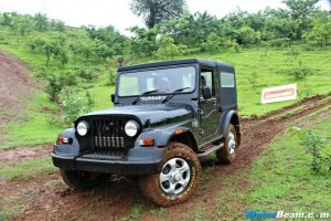 2015 Mahindra Thar Facelift First Drive