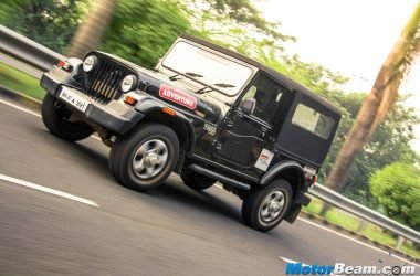 Next Gen Mahindra Thar To Use New Platform, Launch In 2019