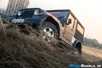 2015 Mahindra Thar Test Drive Review