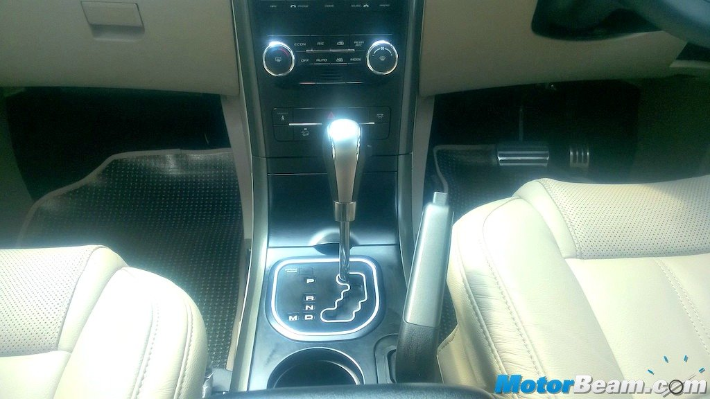 2015 Mahindra XUV500 Automatic Gearbox
