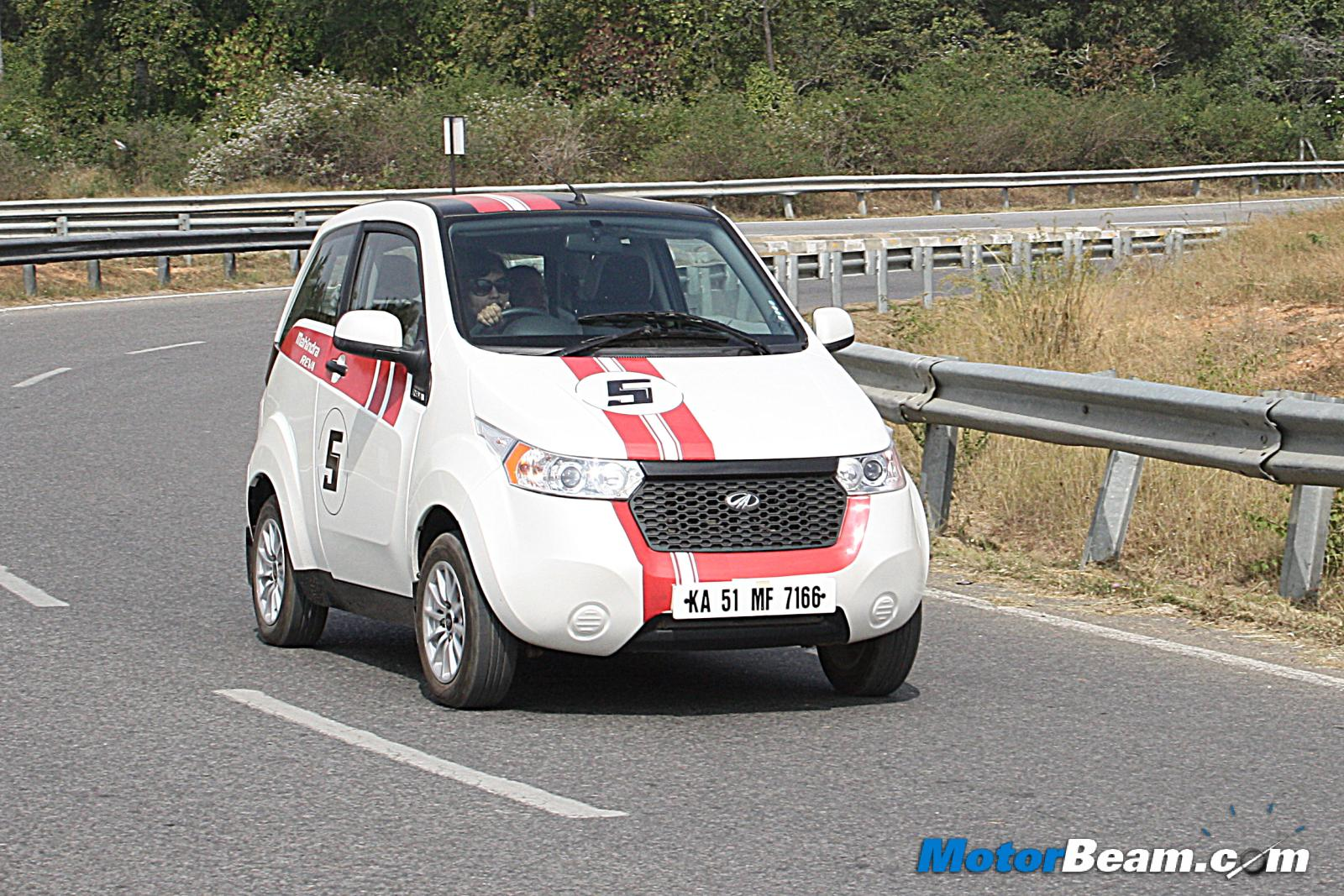 2015 Mahindra e2o Review