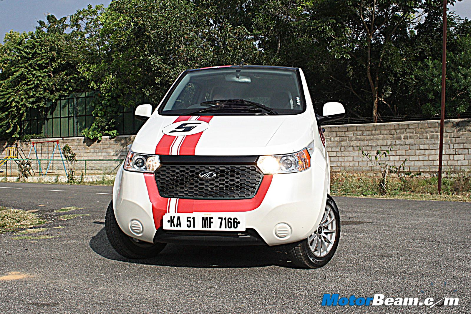 2015 Mahindra e2o Test Ride Review