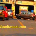 2015 Maruti Alto K10 Spy Shot Tail Lights