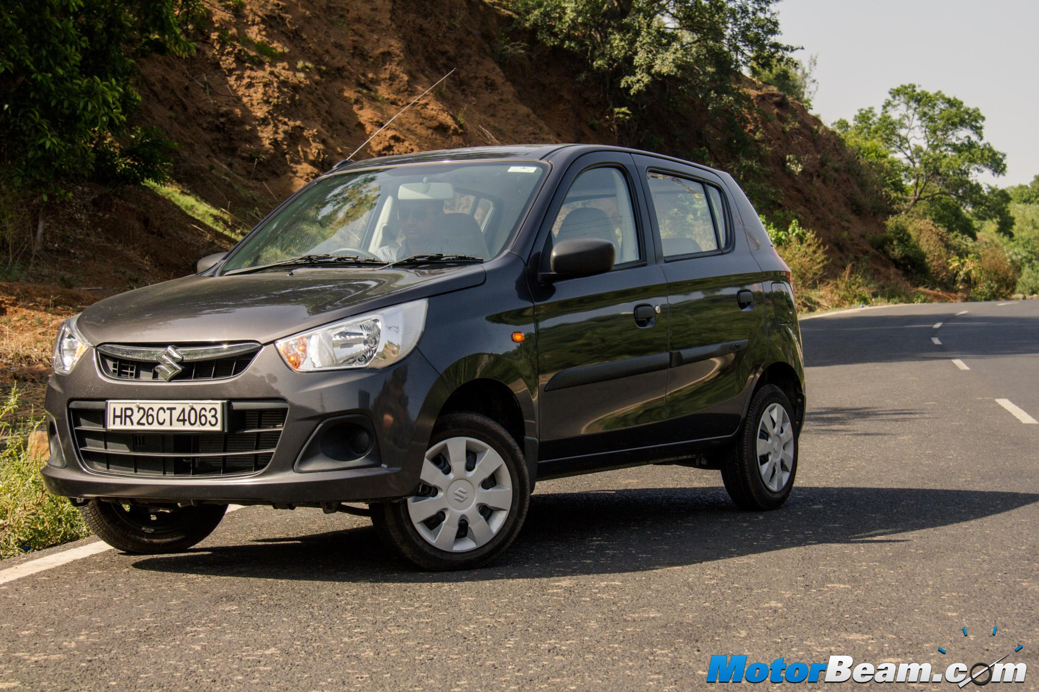 2015 Maruti Alto K10 Test Drive Review