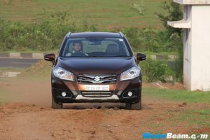 2015 Maruti S-Cross Front View