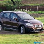 2015 Maruti S-Cross Review