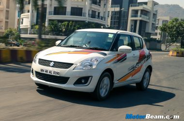 2015 Maruti Suzuki Swift Road Test
