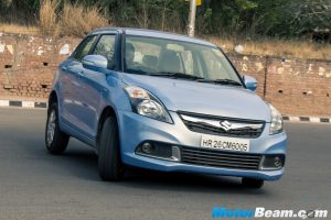 2015 Maruti Swift DZire Test Drive