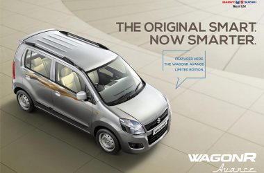 Maruti Wagon R Avance Limited Edition Launched In India