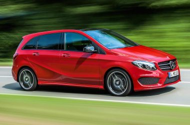 2015 Mercedes B-Class Facelift India