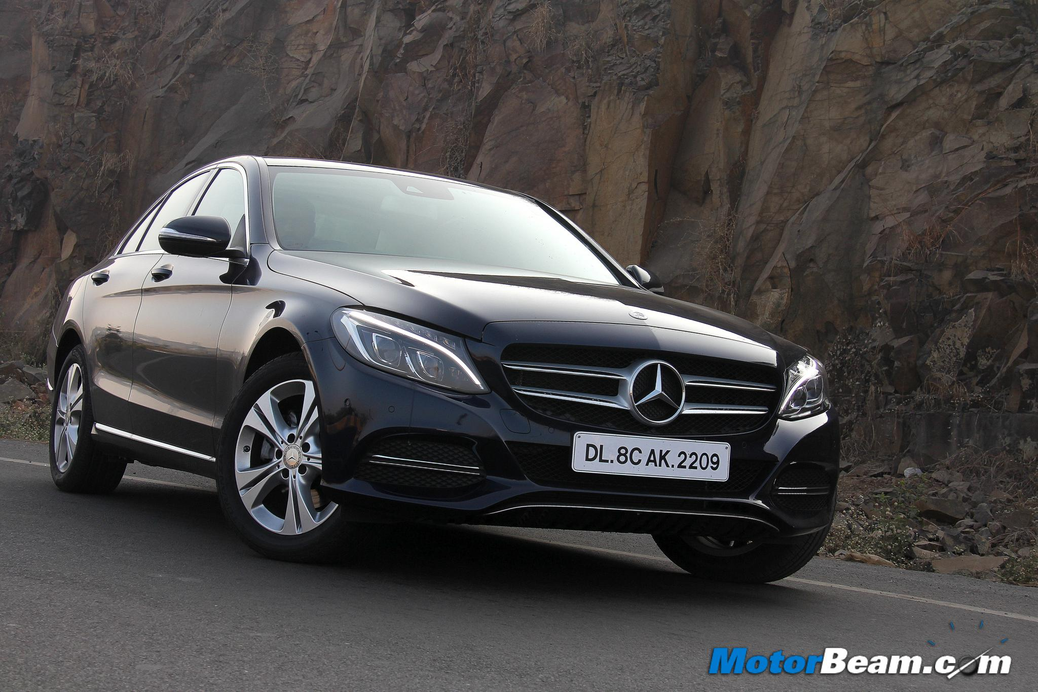 2015 Mercedes C-Class Diesel Test Drive Review