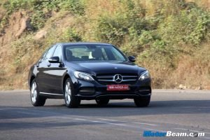 2015 Mercedes C-Class Road Test