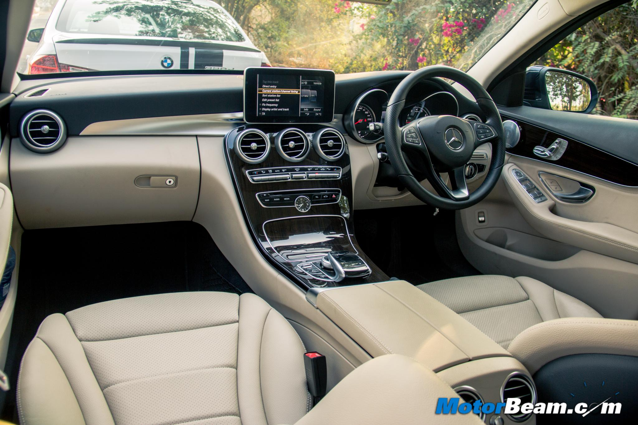 Audi A4 Interior India 2017 | Decoratingspecial.com