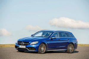 2015 Mercedes C63 AMG Estate Wallpaper