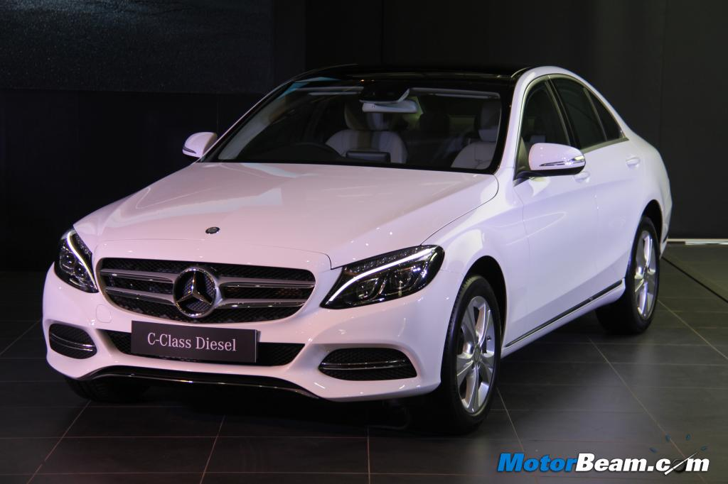 2015 Mercedes Class India Launch